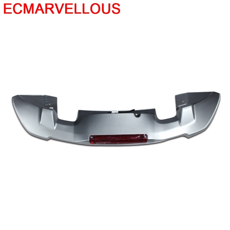 Car Styling Modified Mouldings Auto Decorative Exterior Decoration Modification Spoilers Wings 14 15 16 17 18 FOR Honda Fit|Spoilers & Wings| |  - title=
