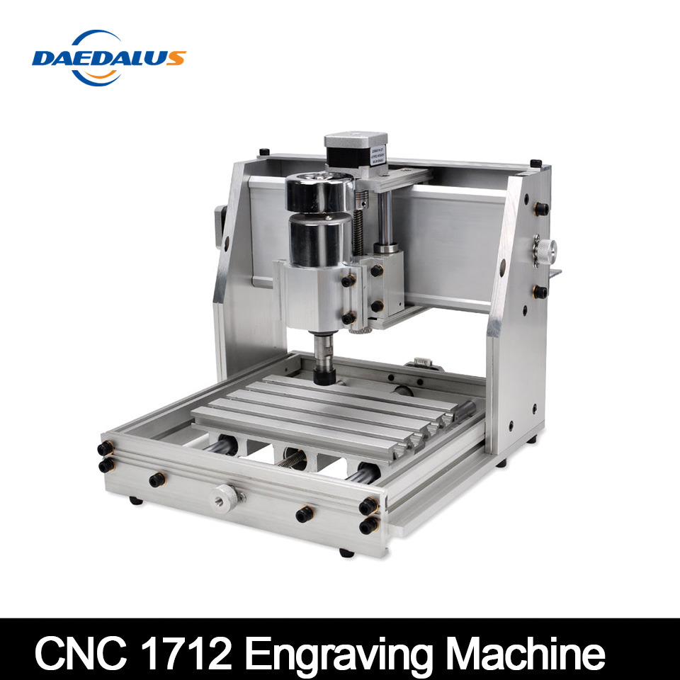 <font><b>CNC</b></font> 1712 Router GRBL control With <font><b>200W</b></font> Air-cooled <font><b>Spindle</b></font> DIY <font><b>CNC</b></font> Engraver Machine,2 Axis PCB Milling Machine with ER11 Wood Rou image