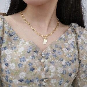 Silvology, Стерлинговое Серебро 925 пробы, толстая широкая цепочка, квадратное колье с о-образной пряжкой, качественное роскошное ожерелье для же...