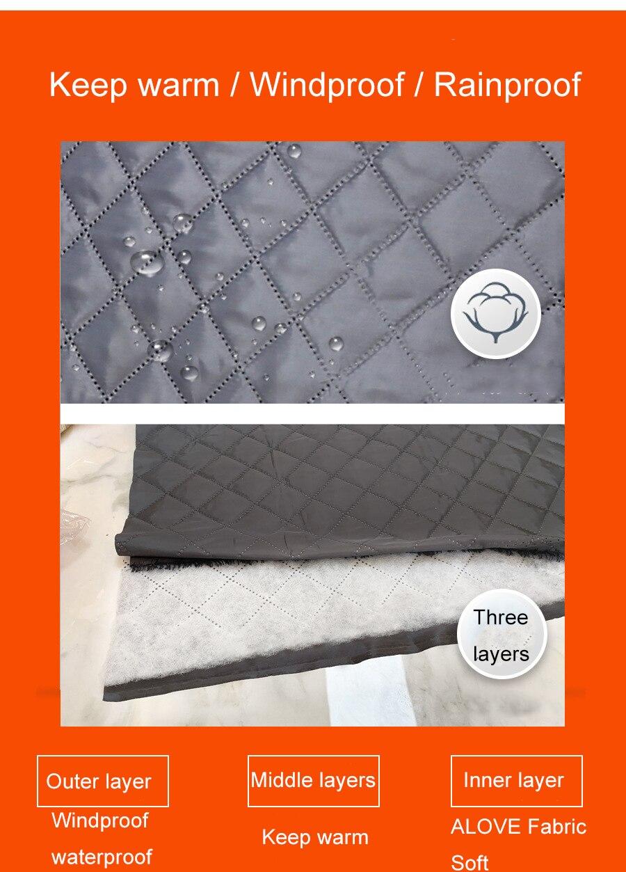 Waterproof Stroller Cover 4