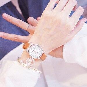 Женские часы браслет набор звездное небо наручные часы женские повседневные кожаные кварцевые наручные часы женские часы Relogio Feminino