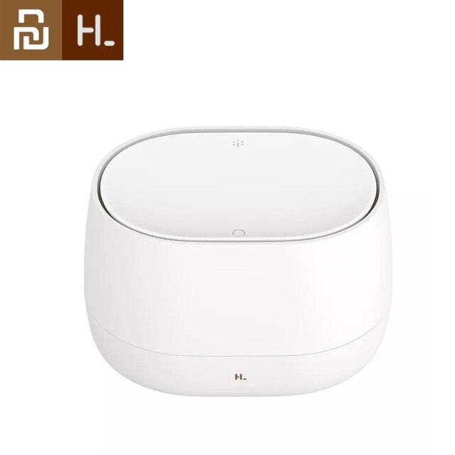Youpin HL Aromatherapie Diffusor Luftbefeuchter Pro Wireless Ruhigen Öl Nebel Maker Typ-C Umgebungs Licht Luft Aroma Luftbefeuchter 2020 NEUE 1
