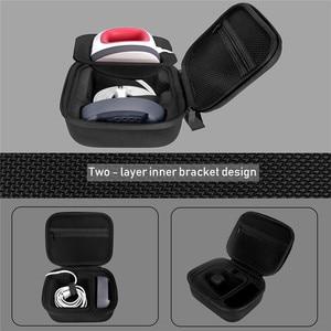Image 4 - Hard EVA Handbag Storage Bag Travel Carrying Case for Cricut Easy Press Mini Heat Press Machine and Charging Base Accessories