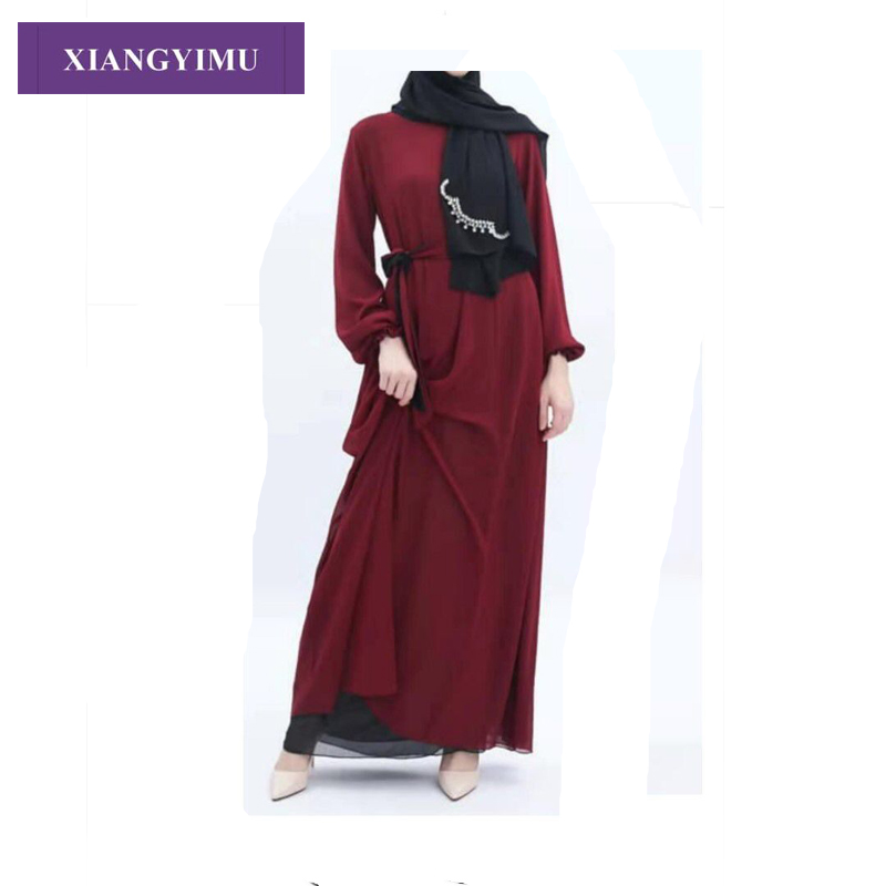 Factory Direct F888-5 Dubai Abaya Sells Kaftan Kaftan Muslim Dinner Gown