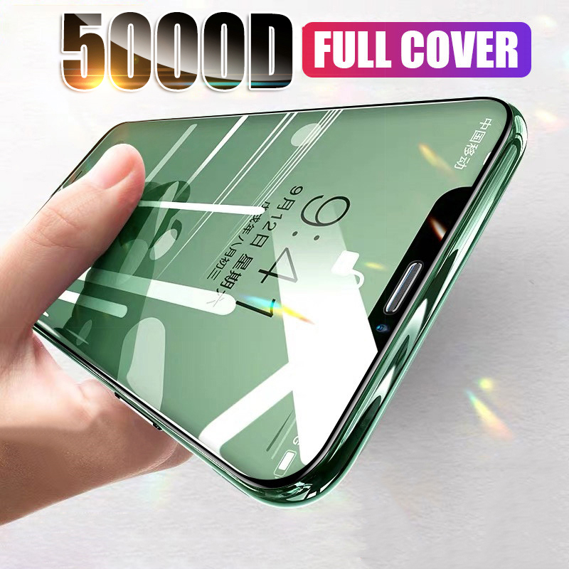 Full Cover Tempered Glass On The For IPhone SE 2020 11 Pro Max Screen Protector Protective For IPhone 7 8 6 Plus XS XR X Glass