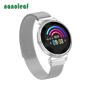 Smart Band Blood Pressure Measurement Fitness Tracker Heart Rate Pulse Monitor Ladies Clock Smart Bracelet Man Woman Watch фото