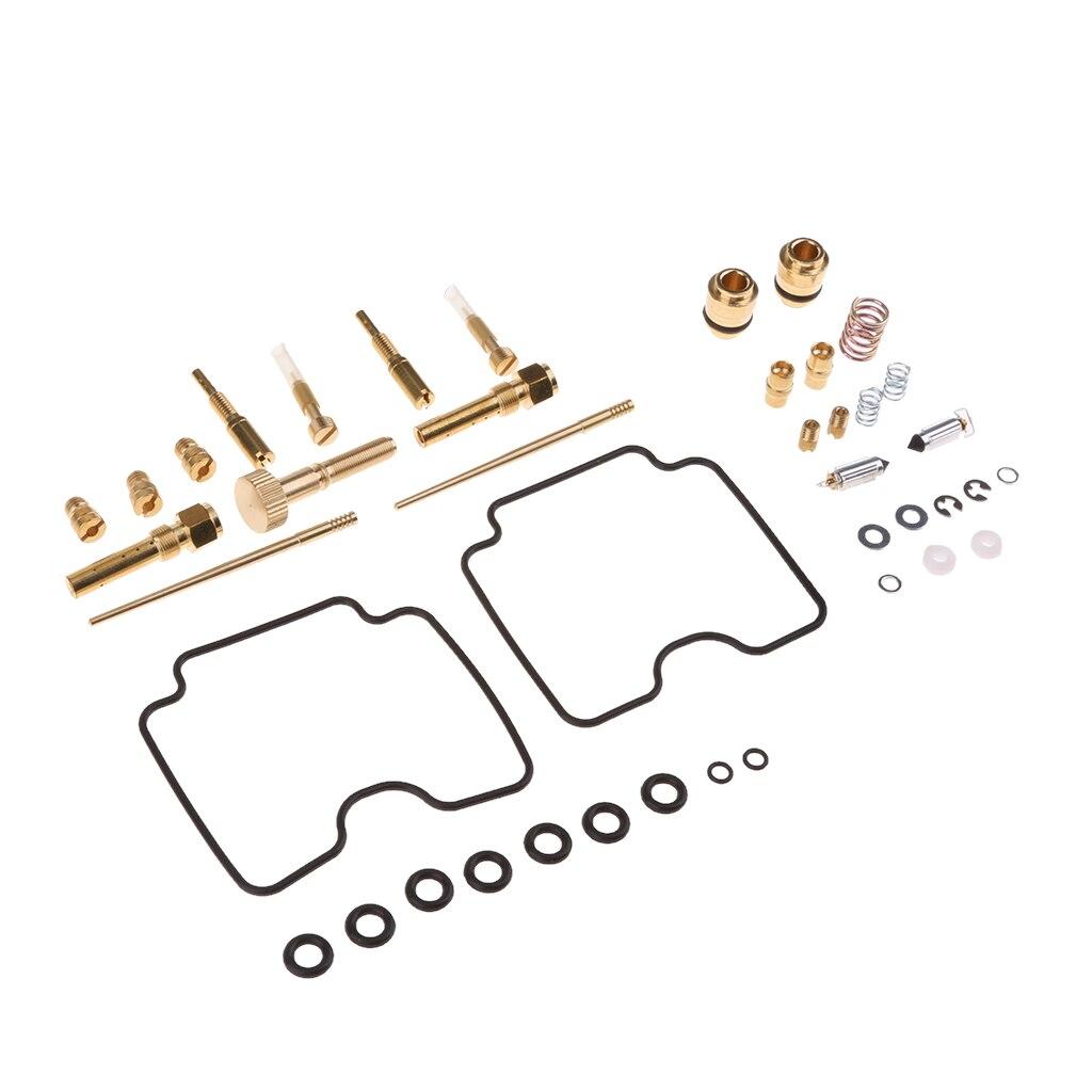 Motorcycle Carburetor Carburetor Carb Rebuild Repair Kit For Yamaha Raptor 660 YFM660R 2001-2005 Motorcycle Accessories 2019