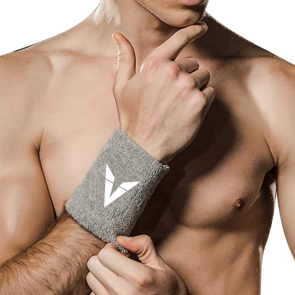 Veidoorn 1 шт. хлопок эластичный бандаж ручной тренажерный спортивный браслет поддержка запястья бандаж обертывание запястья туннель фитнес Че...