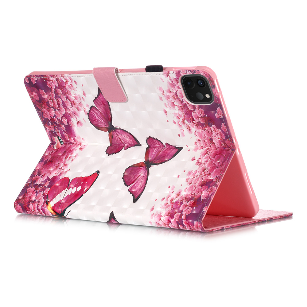 Fashion for for PU Leather Case 2018 Pro IPad Painted Case Cover 11 Stand Case IPad 2020