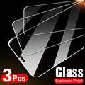 10D 3 шт. закаленное стекло на iPhone 12 7 8, 6, 6s, Plus, 5S SE защита для экрана для iPhone X XS XR 11 Pro Max защитное стекло