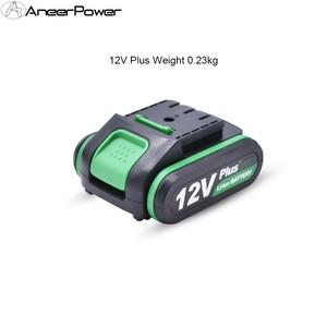 Image 2 - Haute qualité 25V 12V Plus batterie au Lithium Li ion batterie pour outils électriques perceuse à percussion Rechargeable sans fil tournevis batterie
