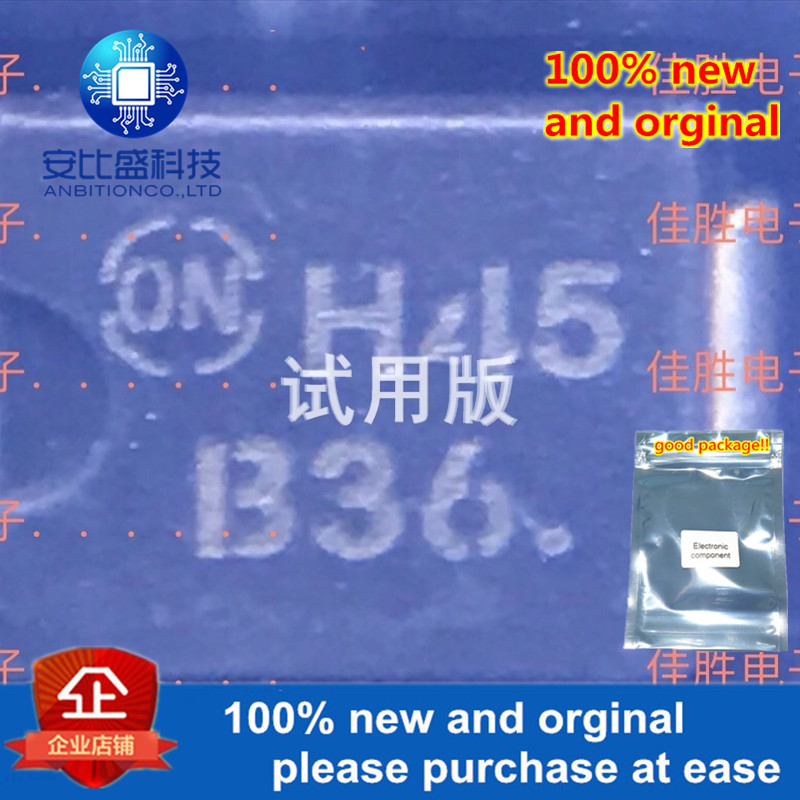 20pcs 100% New And Orginal MBRS360T3G 3A60V DO214AB Silk-screen B36 1336 In Stock