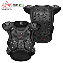 Motorrad Jacke Erwachsene Brust Zurück Protector Moto Körper Rüstung Schutz Racing Körper Protector Rüstung Jacke Motocross Schutz Getriebe