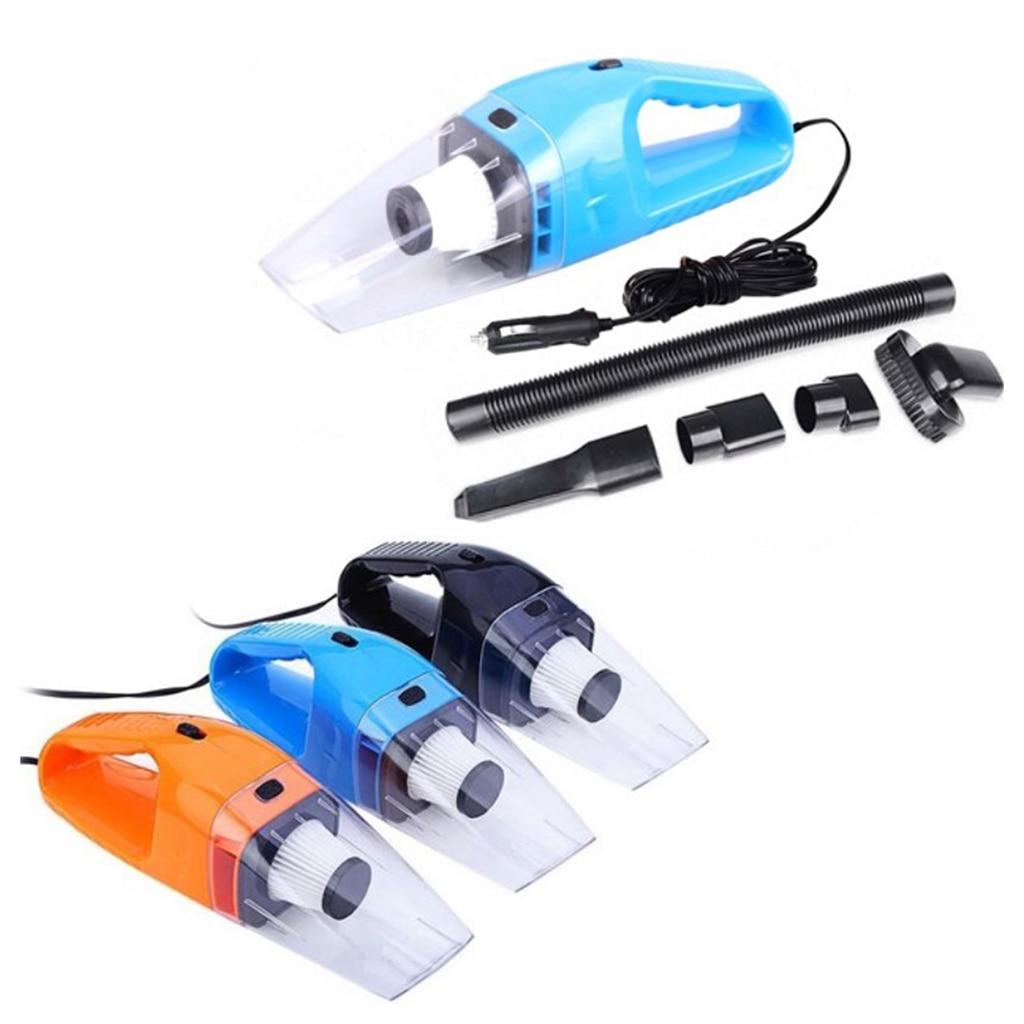 Vehicle Car Mini Vacuum Cleaner HEPA Wet/Dry Handheld Rechargeable
