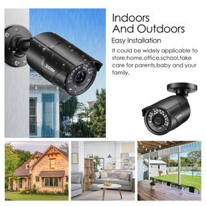 Image 3 - ZOSI 960H 1080P CVBS AHD TVI CVI CMOS Sensor Bullet CCTV Video Analog 3.6mm Home Mini HD Surveillance Camera Security Waterproof