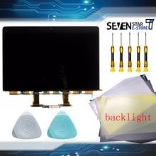 "Marka Yeni MACGOUZI Dizüstü A1707 LCD panel MacBook Pro 15 için ""A1707 Ekran Dokunmatik Bar Değiştirme Matrix 2016 2017"