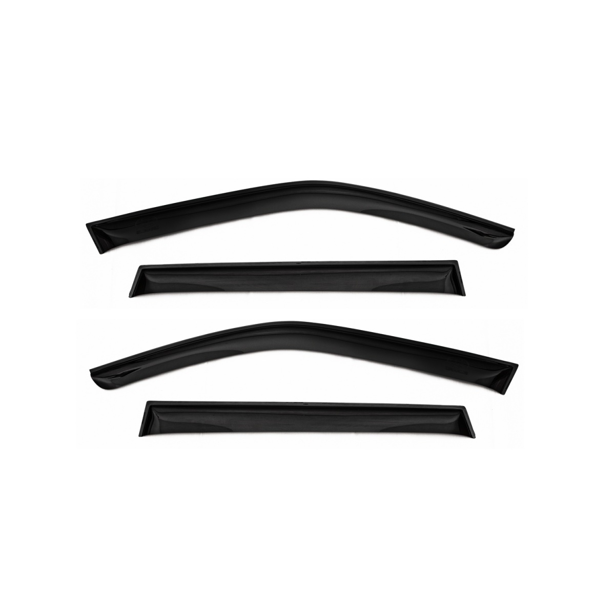 Window deflector (patch Scotch Tape 3 m). Subaru Forester III 2007 201|Awnings & Shelters| |  - title=