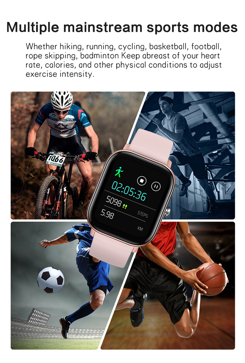 COLMI P8 Smartwatch 4