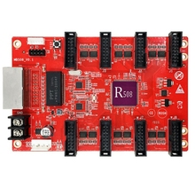 HD-R508 Full Color Receiving Card with HUB75E Port for Video Wall Panels Full Color LED Control Card