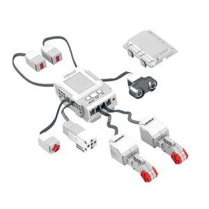Image 2 - EV3 EV6 متوافق مع 45544 تعليم العلوم بنة روبوت برمجة إبداعية برنامج ذكي للتطبيقات لعبة صور متحركة