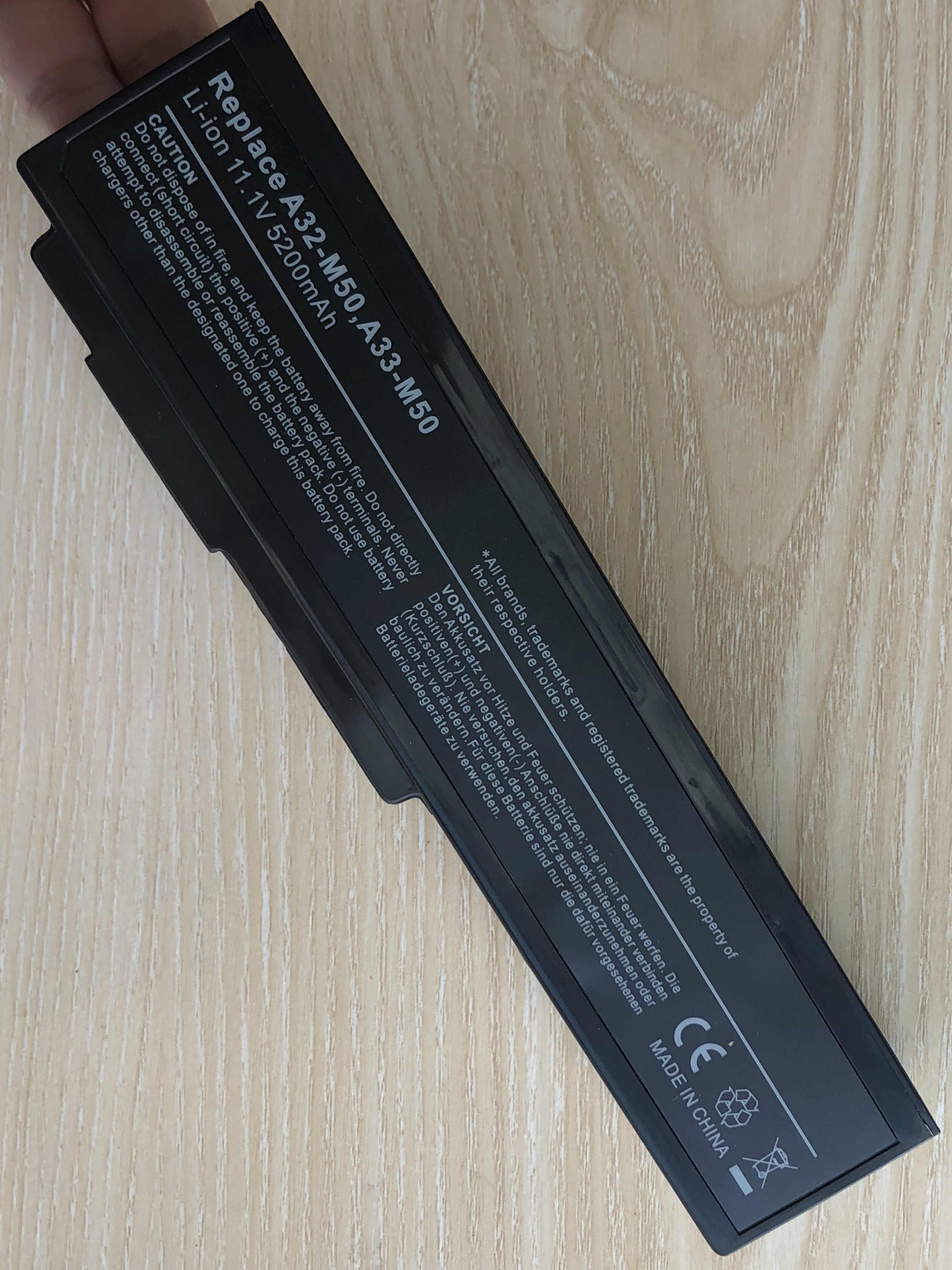 بطارية كمبيوتر محمول ل Asus N53S N53SV A32-M50 A32-N61 A32-X64 N53 A32 M50 M50s A33-M50 N61 N61J N61D N61V N61VG N61JA N61JV