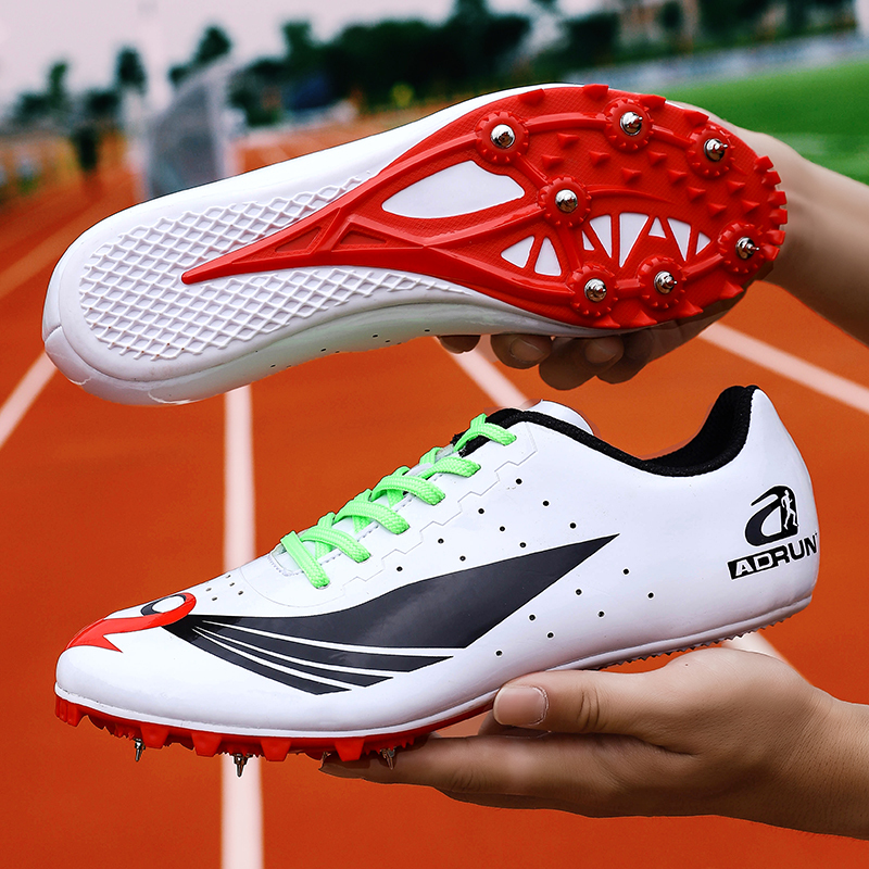 Sneakers Spike-Shoes Track Field Race-Jumping Training And Professional Men Breathable