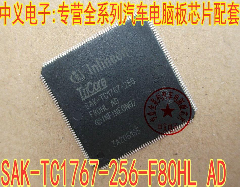Американская классификация проводов 2р SAK-TC1767-256F80HL AD SAK-TC1767-256F80HLAD SAK-TC1767-256 F80HL SAK-TC1767 TC1767 QFP176 32-битный однокристальный микроконтроллер