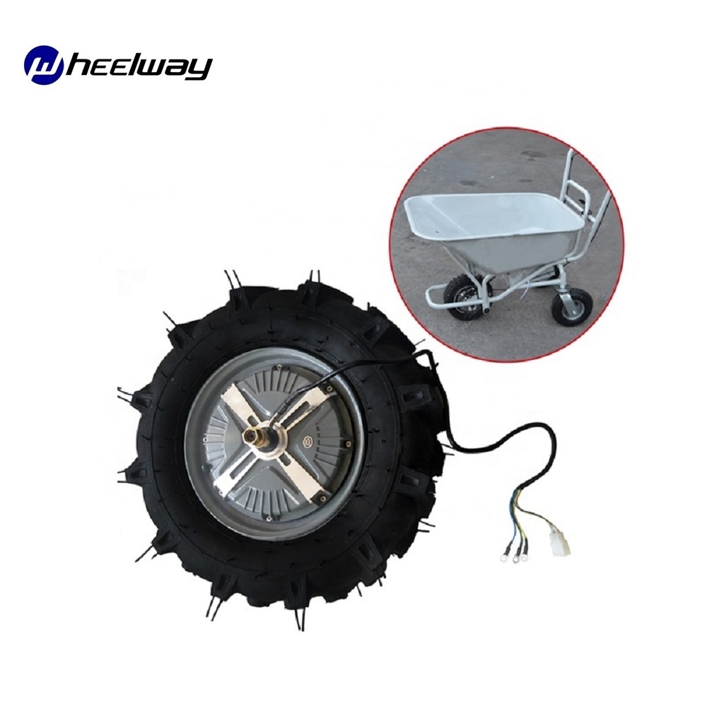 18 Inch 48V 1000W Hub Motor BLDC ScooterWith Tyre LY Motor 18'' Brushless Gearless Hub Motor