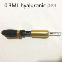 Di qualità superiore hyaluron penna di iniezione Per Anti Rughe Sollevamento Lip hyaluron pistola atomizzatore ialuronico penna