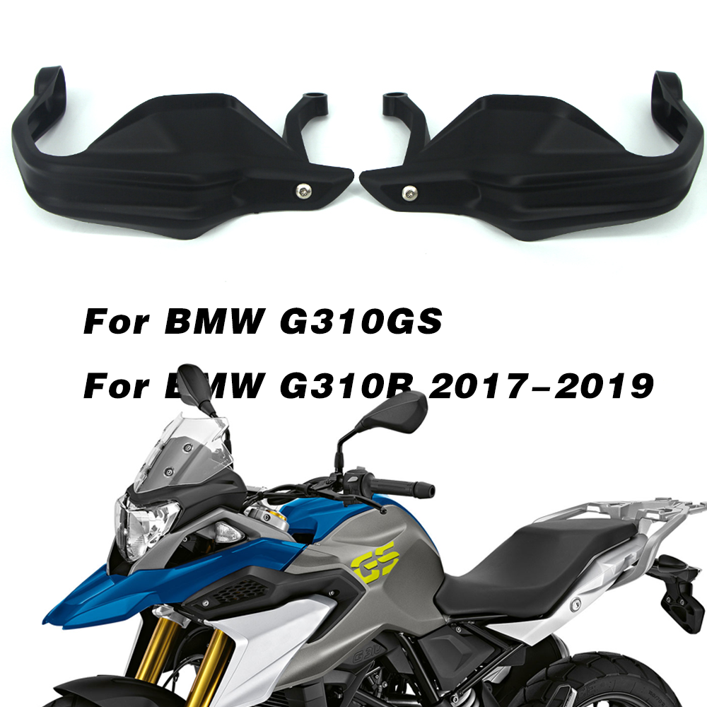 For BMW G310GS G310R <font><b>G</b></font> 310 GS <font><b>310R</b></font> Hand Guard Shield Windshield Protector Protection Brake Clutch Levers Guard Cover 2017-2019 image