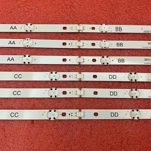 Image 5 - 12 قطعة/المجموعة LED شريط إضاءة خلفي ل LG 65UJ6300 65UJ630V 65UJ634V 65UJ5500 65UK6100 Innotek 17Y 65inch_A SSC 65UJ63_UHD_A bcd