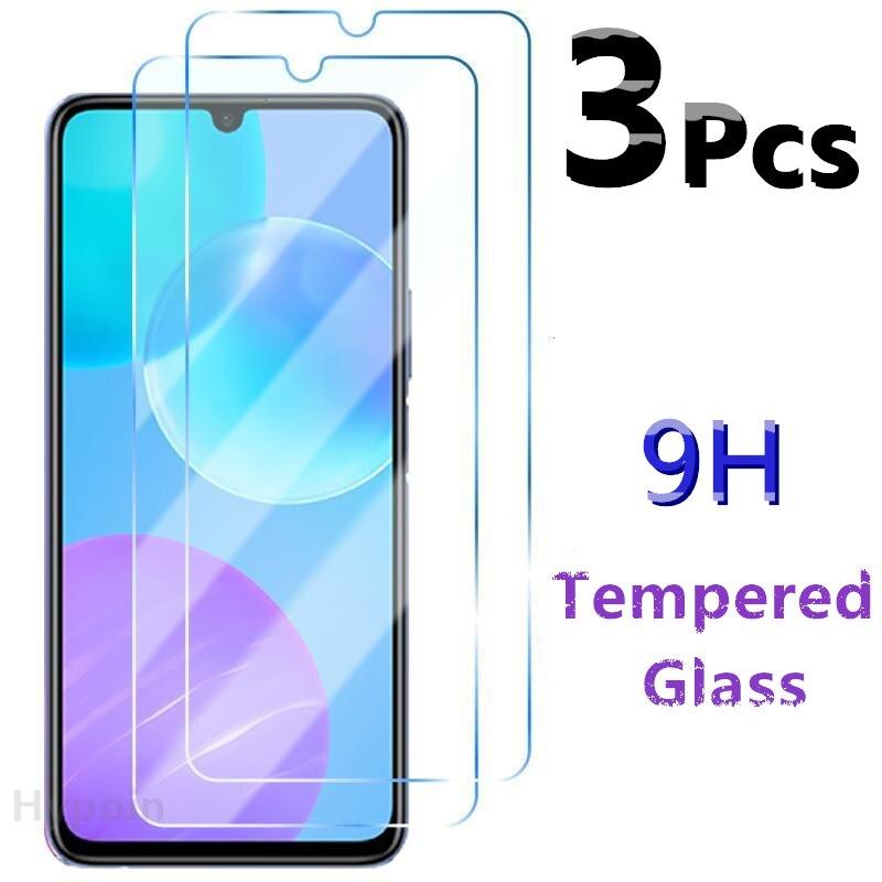 9H verre trempé pour Huawei P30 P40 Lite P20 P Smart 2019 protecteur d'écran verre de protection sur Mate Honor 30 20 10 Lite 8X 9 9X
