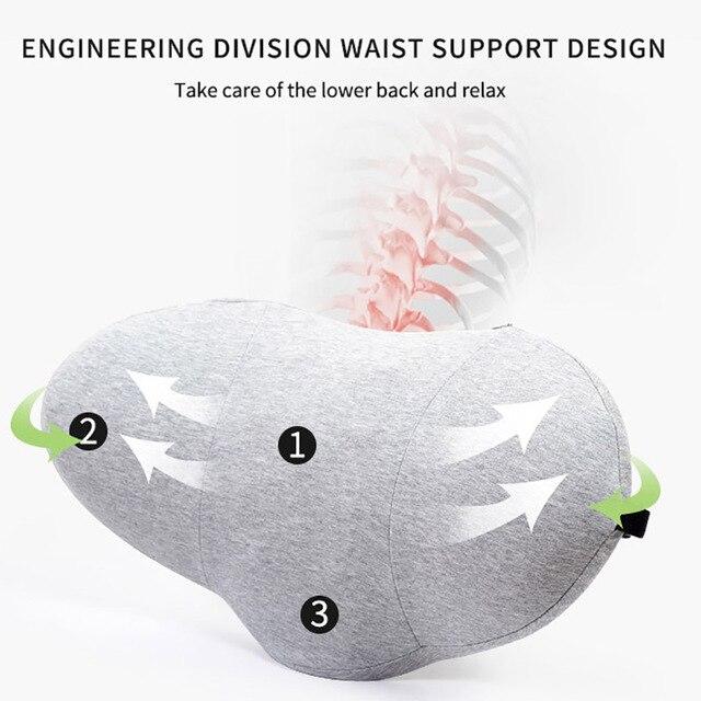 Фото поясничная позвоночника задняя подушка на сиденье автомобиля