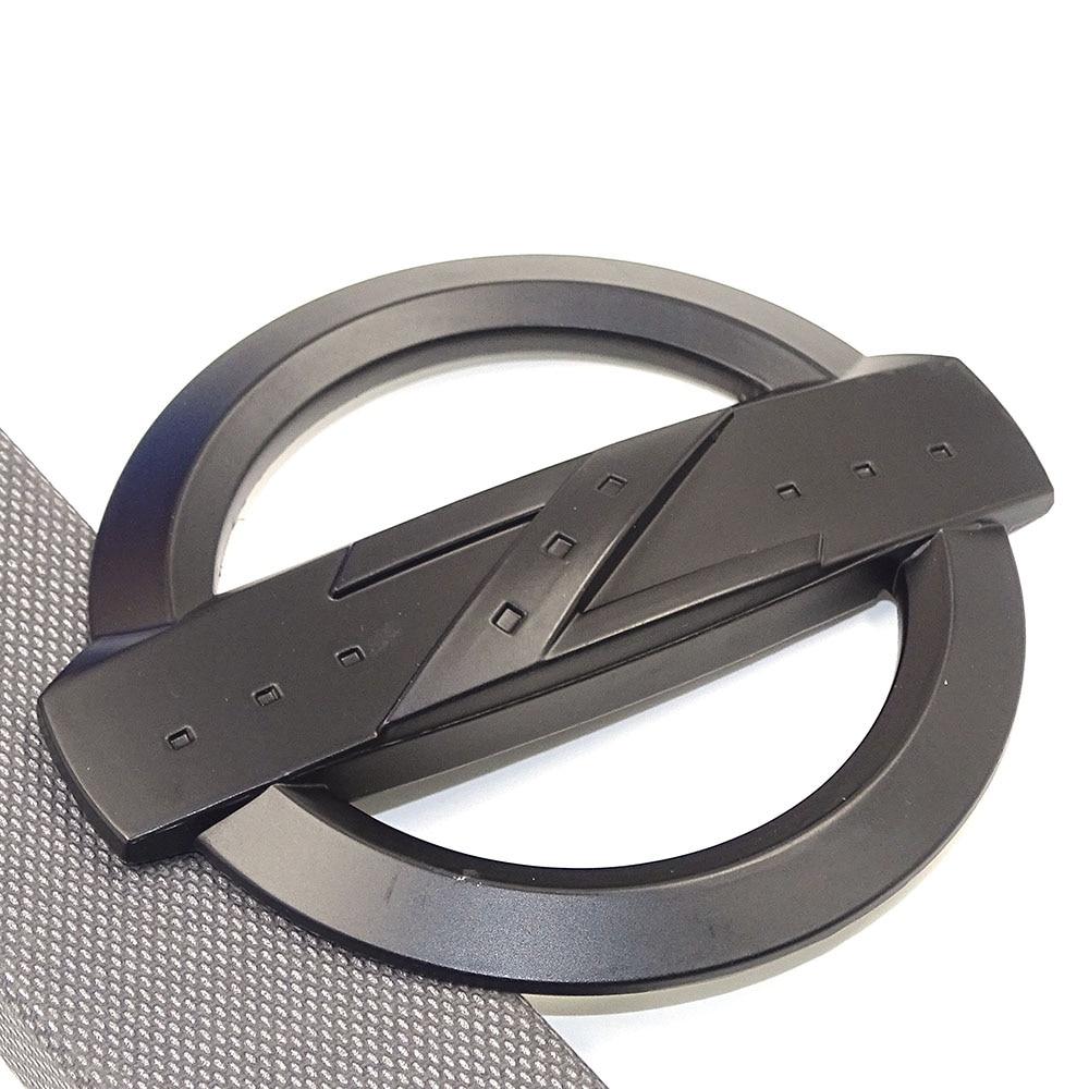 Car Auto Front Rear Side Body Emblem 3D Z Symbol Aluminum Alloy 350Z 370Z Z Badge Rear Emblem Logo For Nissan 350Z 370Z