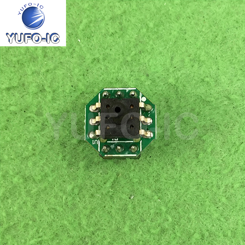 Free Ship 3pcs 0-40kpa Gaseous Tension Electronic Sphygmomanometer Sensor Transmitter Module 0.5-4.5V Output