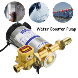 220V Water Pump 100/150W Boost Pump Automatic Household Stainless Steel Auto Boost Pump For Tap Water Pipeline
