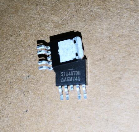10pcs New STU407D STU407DH TO-252-4L