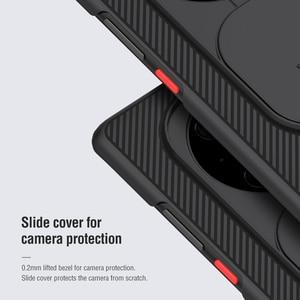 Image 4 - מקרה עבור Huawei Mate 40 פרו NILLKIN שקופיות כיסוי מצלמה הגנה עבור Huawei Mate 40 פרו להגן על כיסוי עדשת הגנה פרטיות