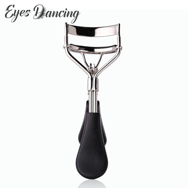 Eyes Dancing Makeup Eyelash Curler Beauty Tools Lady Women Lash Nature Curl Style Cute Eyelash Width Handle Curl Lashed Curlers