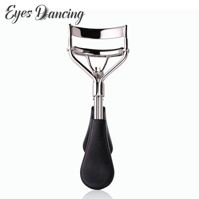Eyes Dancing Makeup Eyelash Curler Beauty Tools Lady Women Lash Nature Curl Style Cute Eyelash Width Handle Curl Lashed Curlers