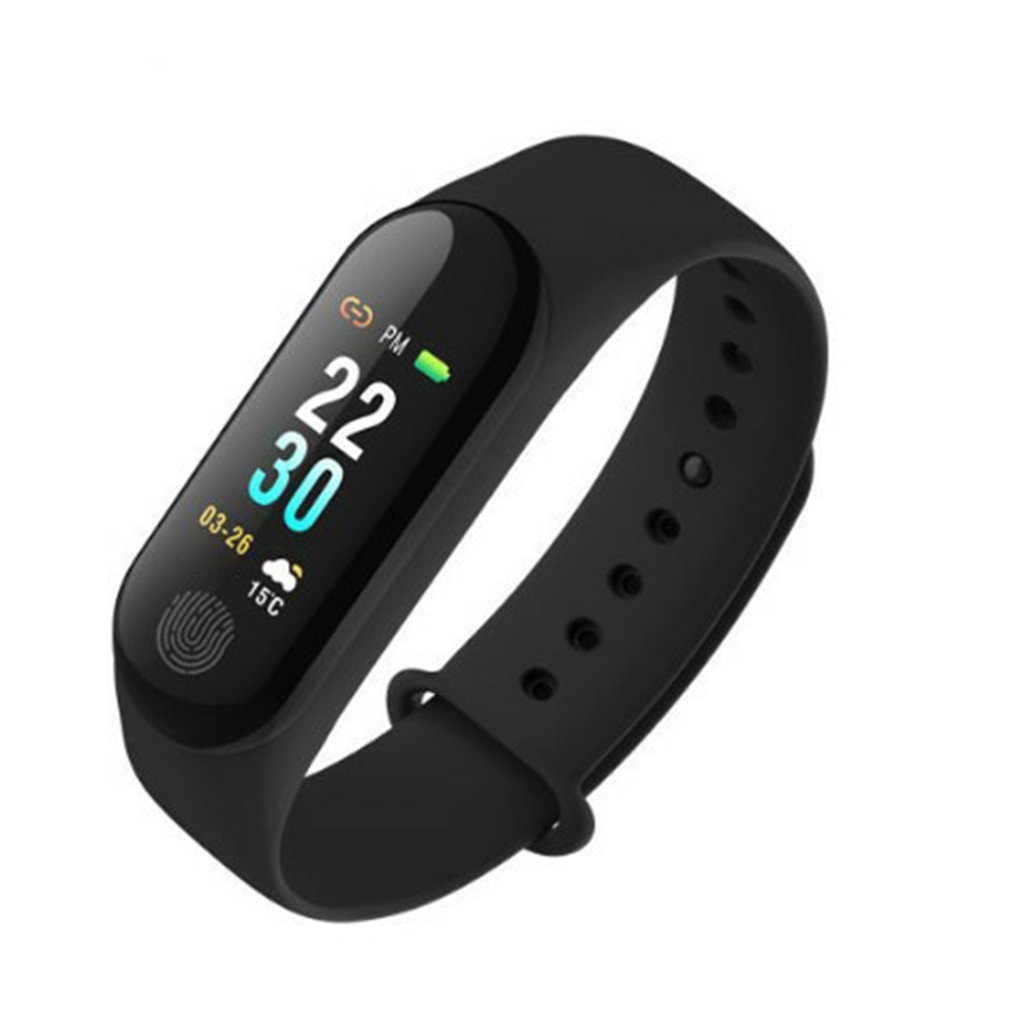 M3plus Smart Wristband Smart Bracelet With Replacement Straps Smart Band Heart Rate Activity Fitness Tracker Smart Watch M3 Pro