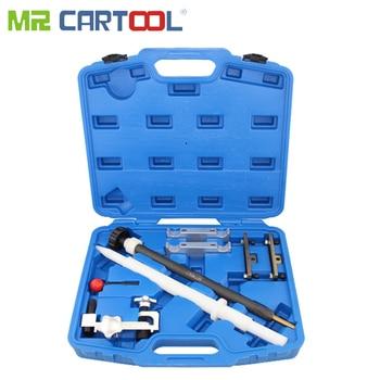 MR CARTOOL 8 Pcs Car Professional Engine Timing Tool Kit Set For Porsche 911 (996/997) /(986/987) Engine Camshaft Locking Tool