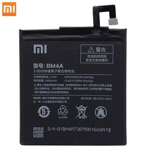 Image 4 - Xiao mi téléphone batterie dorigine 4000mAh BM4A téléphone Batteries pour Xiao mi Hong mi rouge mi Pro batterie + outils