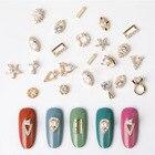 2 Pcs/Pack Nail art ...