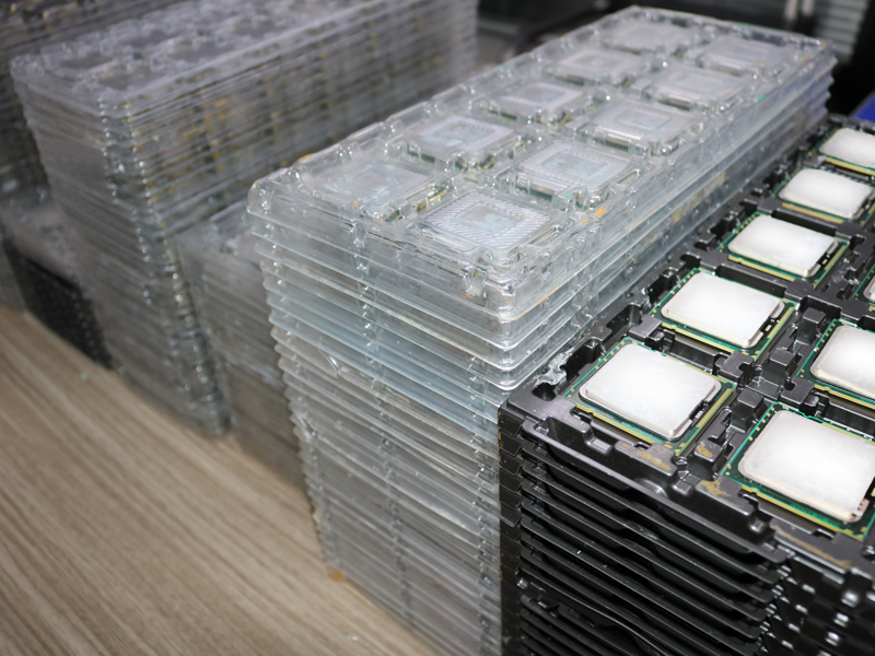 Intel Core 2 Quad Q9550 Processor 2.83GHz 12MB L2 Cache FSB 1333 Desktop LGA 775 CPU tested 100% working 6