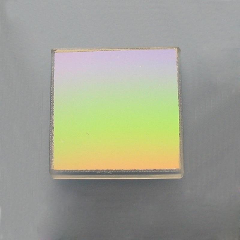 50x50mm 1800 lignes K9 verre optique Laser Flano Diffraction grille lumière spectrale décomposition précision optique composant