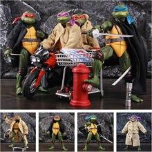 Набор из 4 1990 году черепахи 7