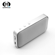 Mini Wireless Bluetooth Speakers Portable Super Slim Design 5W Bass with Thinnest and Lightest BT 4.2