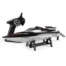 FT012 2.4G Brushless RC Boat High Speed Radio Remote Control
