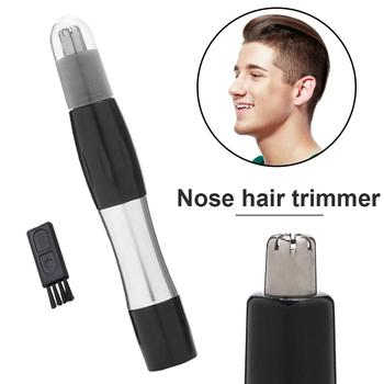 New Electric Nose Hair Trimmer Ear Face Clean Trimer Razor Removal Shaving Nose Trimmer Face Care